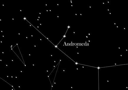 Constellation Andromeda