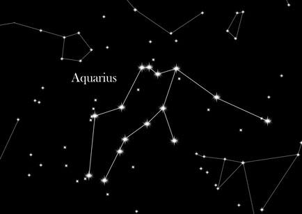 Constellation Aquarius