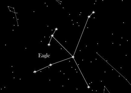 Constellation Eagle