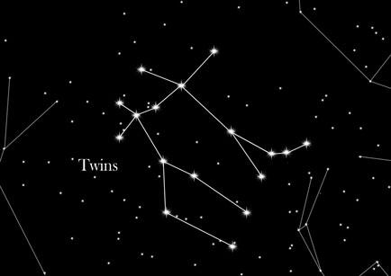 Constellation Twins