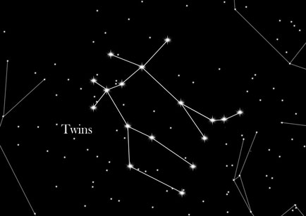 Constellation Twins